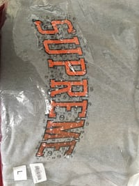Supreme arc logo hoodie new (confirmed email) price negotiable Silver Spring, 20904