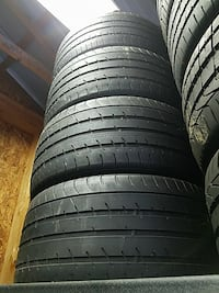 X (4) used P255/35r19 Toyo tires Knoxville, 21758
