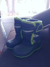 Toddler size 7 winter boot Calgary, T2V 3X4