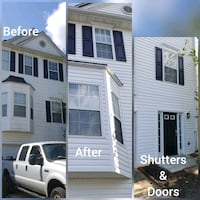 Townhouse Soft wash Deal  Duluth