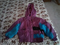 purple zip-up jacket Bethesda, 20814