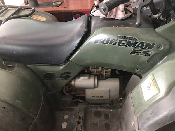 Honda Four Wheelers For Sale >> Used Honda Four Wheeler Trx450es For Sale In North Port Letgo