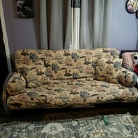 Futon with upholstery cover and pillows Locust Grove, 22508