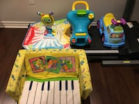 toddler's assorted toys Vaughan, L4L 9B3