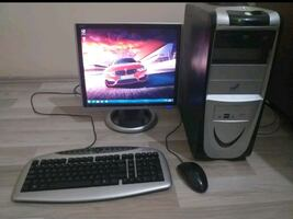PC FULL SET KASA MONİTÖR KLAVYE MAUS