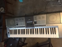 yamaha ypt-400 keyboard Kansas City, 64152