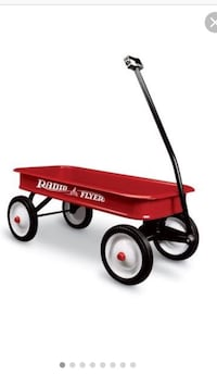 Radio Flyer Classic Red Steel Wagon  Herndon, 20170