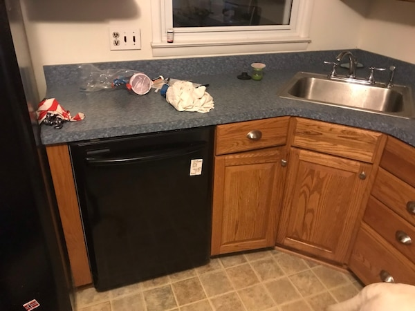 Dish washer is already removed from home and in a storage unit.  $50 or best offer.  Needs to be gone by this weekend
