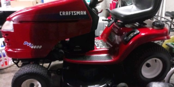 Craftsman Dyt 4000 18 5 Ohv With Electric Clutch