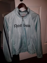 Reebok zippered jacket Hamilton