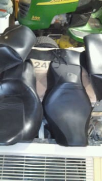 black and gray leather car seat Decatur, 62526