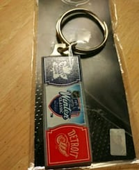 Winter Classic Keychain - Leafs vs Wings Hamilton, L8N 2Z7