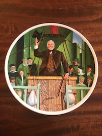 Wizard of Oz - Limited Edition Knowles Collector Plate Springfield, 22152