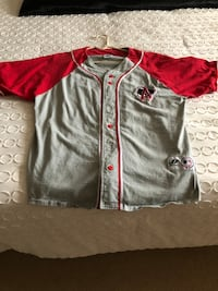 Angels baseball jersey