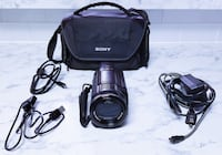 Sony 4K FDR-AX33 Camcorder with bag Marietta, 30067