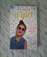 Livre: It girl de katy birchall