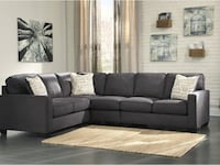 Five seater new sectional! Other couch and Loveseat saves here  Indianapolis, 46240