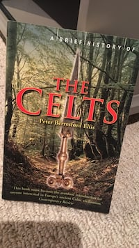 Non fiction book about The Celts Mississauga, L5M 3A5