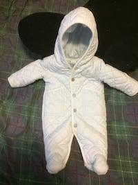 ralph lauren baby snowsuit/ baby gap jacket up to 3 months Mississauga, L5J 4B7