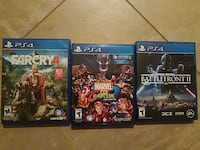 PS4 games New Port Richey, 34653