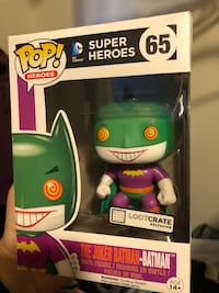 The Joker Batman figure Ashburn, 20147