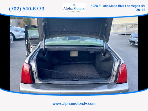 2003 Cadillac DeVille for sale 15
