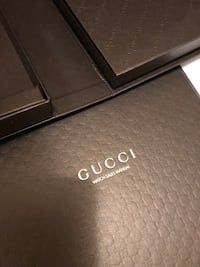 Gucci boxes
