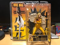 Kill Bill THE BRIDE Action Figure
