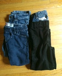 two black and blue cargo shorts Markham, L3T 3R4