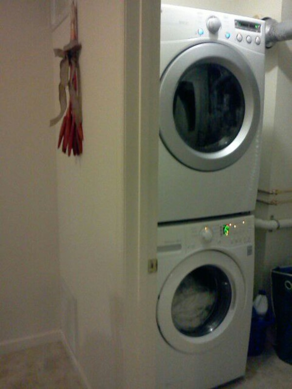 Used Stackable Washer And Dryer Lg For Sale In Fort Myers