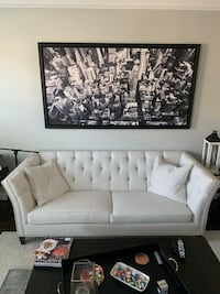 Ethan Allen like new couch