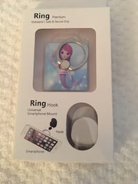 Phone ring and hook set-3 styles to choose from