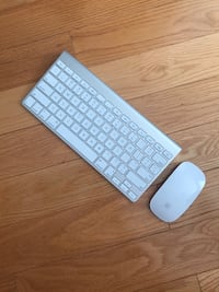 Apple Keyboard and Mouse  Toronto, M8W 1Y3