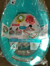 Fisher price baby tub with fish thermometer  Cornish, 04020