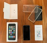 iPhone 5s 16Gb Space Gray funcionando Bilbao, 48008