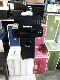 Onkyo HT-R395 4K Bluetooth Home Theater System