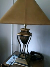 brown and white table lamp Harrisburg, 17104