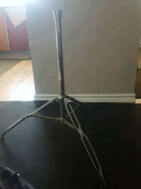 black and gray folding table London, N5W 5P5