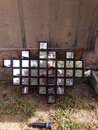 mirror candle holder wall sconce Gastonia