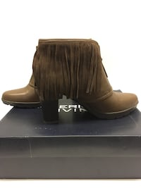 New american living booties size 9 negotiable.