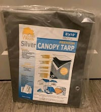 $12 each  Brand New Super heavy duty 6'x10' canopy tarp Multiple available Louisville, 40223