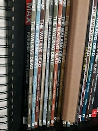 The Walking Dead comics  Brownsville, N0L 1C0