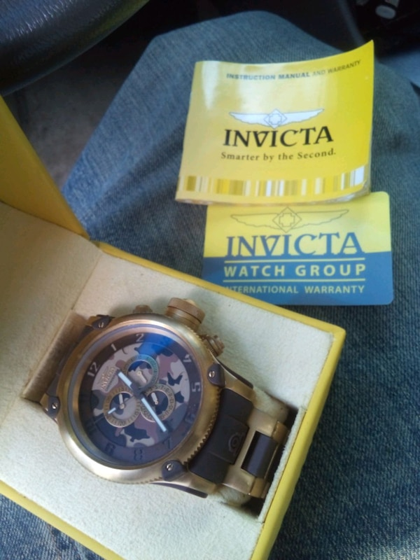 Invicta Russian Diver model 11610   3