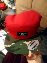 DC scate hat  Langley, V3A 5W8