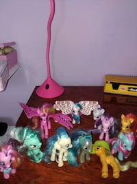 My little pony karakterleri