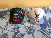 2 Chicago bull hats Worcester, 01610