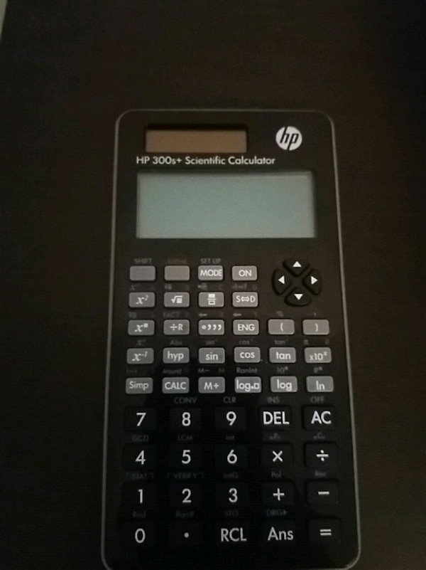 Calculatrice Scientifique (Collège)