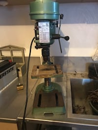 Bench Top Mini Drill Press 5 Speed for Wood or Metal Hobby Table Top Virginia Beach, 23456