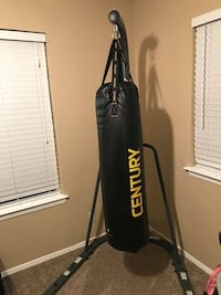 Punching bag with stand Round Rock, 78681
