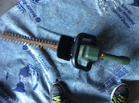 green and black hedge trimmer Henderson, 89012